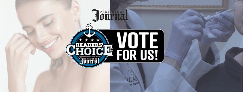 Vote For Us Logo